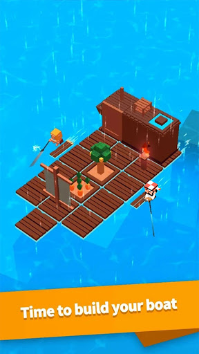 Idle Arks: Build at Sea 2.1.7 screenshots 1