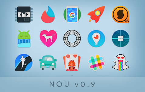 NOU – Ultimate Material Icon Pack Patched APK 3