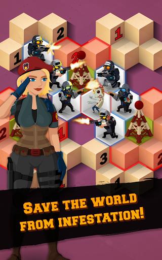 Zombie Sweeper: Seek and Strike Puzzle 1.2.103 screenshots 18