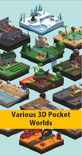 Color Pocket World 3D MOD (Unlimited Gold Coins/Tips) 3