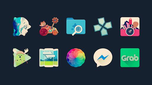halo - free icon pack screenshot 1