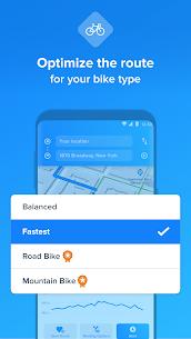 Bikemap Mod Apk- Your Cycling Map & GPS Navigation (Premium) 4