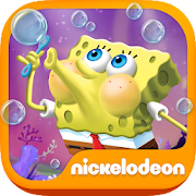 SpongeBob Bubble Party  Icon