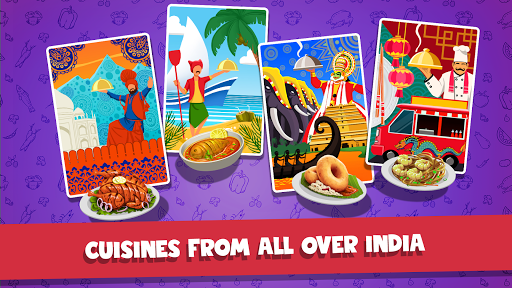 Masala Express: Indian Restaurant Cooking Games 2.2.7 screenshots 5