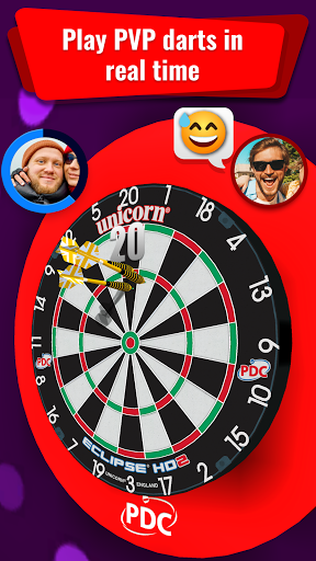 PDC Darts Match - The Official PDC Darts Game 6.8.2423 screenshots 1