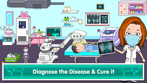 My Tizi Town Hospital - Doctor Games for Kids ud83cudfe5 1.1 Screenshots 13