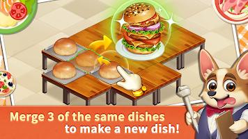 Merge Cooking Restaurant