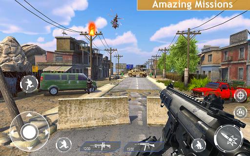 Real Commando Shooting: Secret mission - FPS Games 1.5 screenshots 2