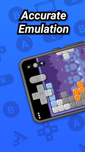 Pizza Boy GBA Free - GBA Emulator  screenshots 2