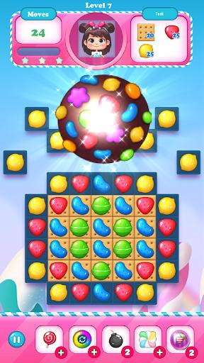 Candy Bomb - Match 3 &Sweet Candy 1.1.60 screenshots 1