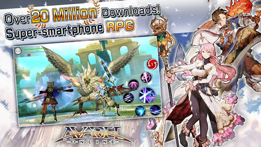 AVABEL ONLINE [Action MMORPG] 8.5.1 screenshots 3