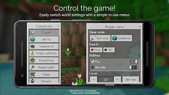 Toolbox for Minecraft: PE 5.4.15 MOD APK [UNLOCKED] 2