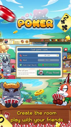 Dummy & Toon Poker Texas slot Online Card Game  Screenshots 21