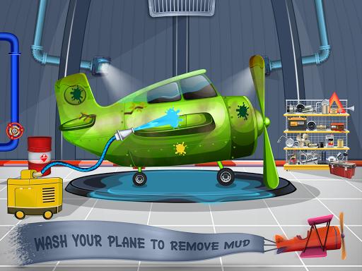 Kids Car Wash Service Auto Workshop Garage  screenshots 8