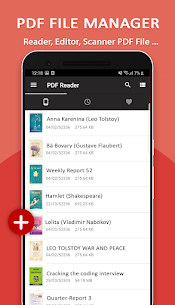 PDF reader for Android: PDF viewer 2021 5