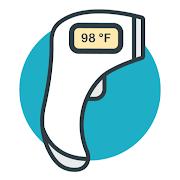 Thermometer for Fever - Body Temperature Gun Diary