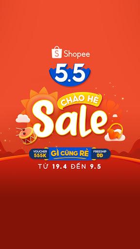Shopee 5.5 Sale Chào Hè  screenshots 2