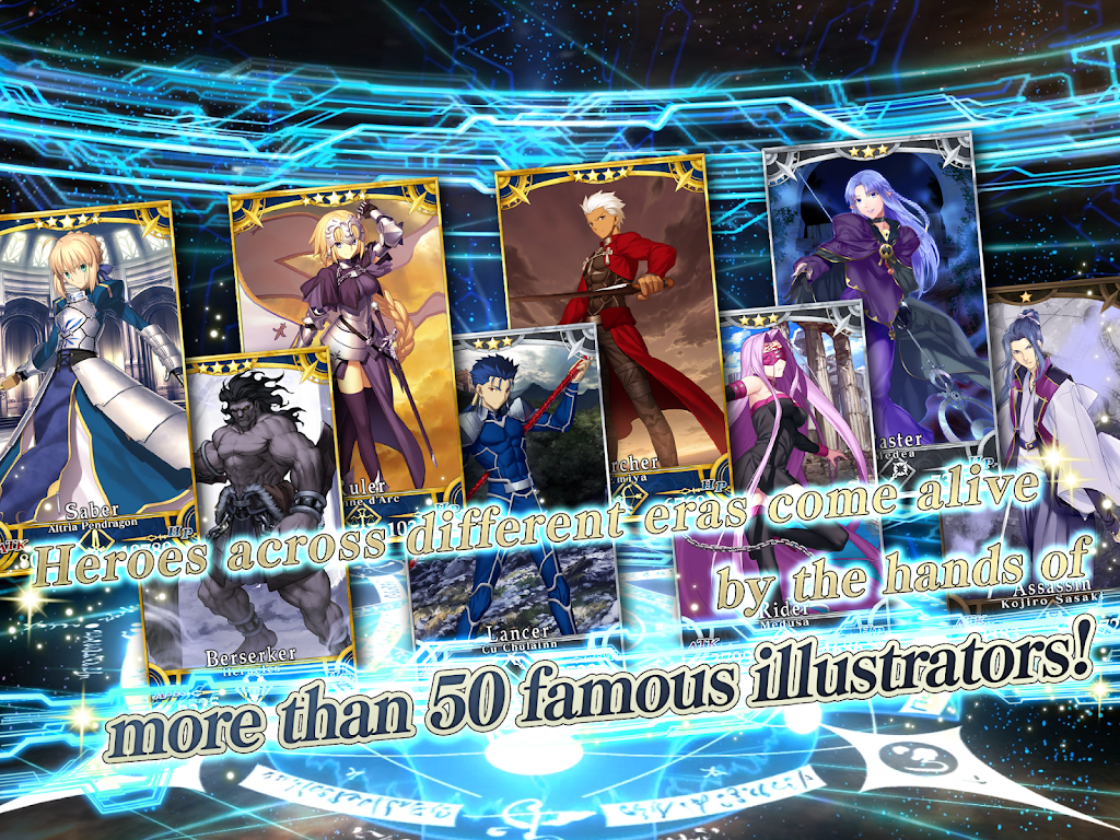 Fate/Grand Order (English) – Apps on Google Play poster 15