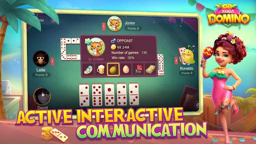 KOGA Domino - Classic Free Dominoes Game  screenshots 3