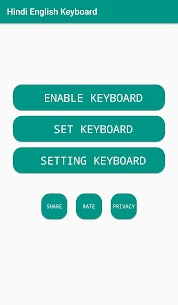 Hindi English Keyboard 1.0.1 Android Mod + APK + Data 2