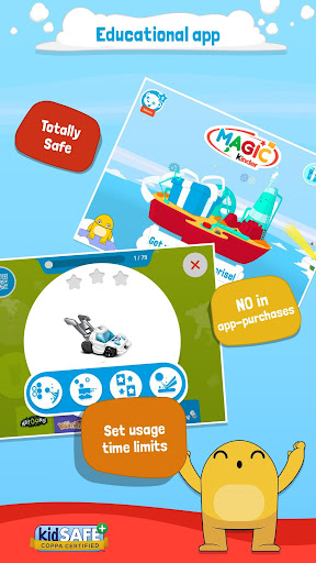 Magic Kinder Official App - Free Family Games 7.1.140 screenshots 1