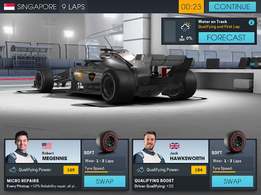 Motorsport Manager Online screenshots 9