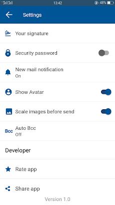 Hotmail用のメールアプリ、Outlook Office 365のおすすめ画像4