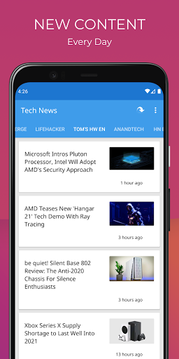 Tech News 1.9.3 Screenshots 6