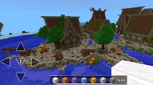 New Mini World Craft 3D : Exploration  screenshots 6