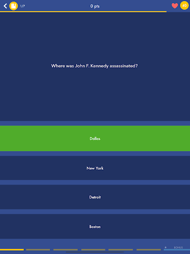 Trivial Quiz - The Pursuit of Knowledge 2.0.4 screenshots 4