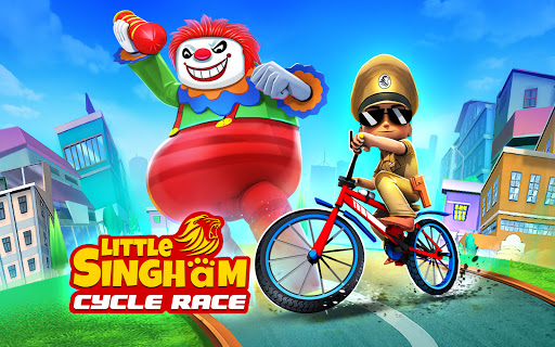 Little Singham Cycle Race 1.1.173 screenshots 16