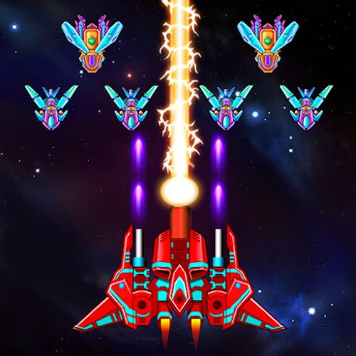 Galaxy Attack: Alien Shooter (Mod Money) 29.7 mod
