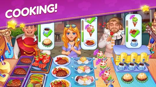 Free Cooking Voyage – Crazy Chef' s Restaurant Dash Game Apk Download 2021 5