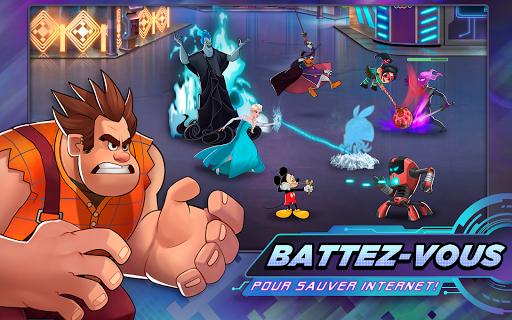Code Triche Disney Heroes: Battle Mode apk mod screenshots 1