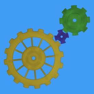 Happy Gears 0.1 by Alireza logo
