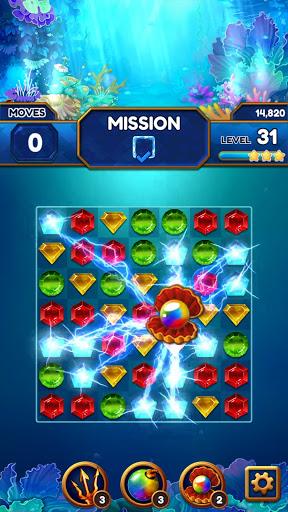 Under the Deep Sea: Jewel Match3 Puzzle 1.1.1 screenshots 19