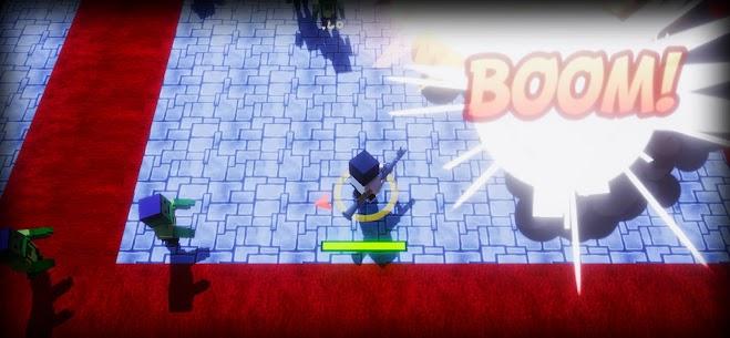 BoxHead vs Zombies MOD APK 1.2.1 (Unlimited Money) 3