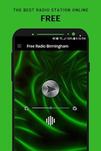Free Radio Birmingham App UK Free Online 1.3 Mod + Data for Android 1
