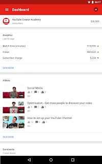 تحميل يوتيوب استوديو