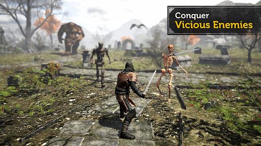 Evil Lands: Online Action RPG 1.6.1.0 Screenshots 5
