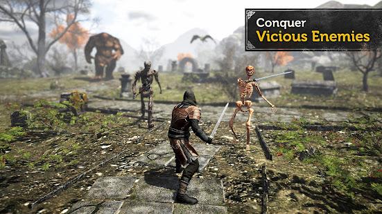 Evil Lands: Online Action RPG Unlimited Money