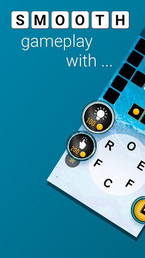 Wordalicious - Relaxing word puzzle game 1.5.0 screenshots 1