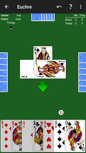 Euchre by NeuralPlay 2.70 screenshots 6