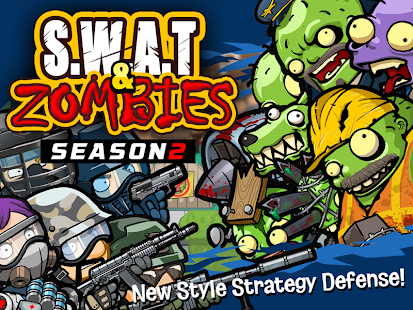 SWAT and Zombies Season 2 Screenshot