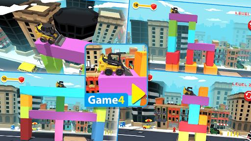 Animated Puzzles tractor farm Apkfinish screenshots 15