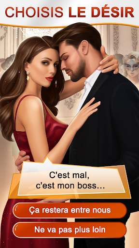 Code Triche Love Choice: Jeu de choix & histoire interactive (Astuce) APK MOD screenshots 1