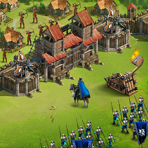 Stormfall: Rise of Balur - Dragons, Magic, and MMO strategy for Android!