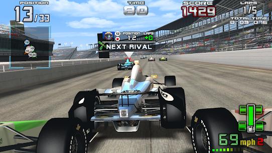 INDY 500 Arcade Racing Apk Baixar Última Versão – {Atualizado Em 2021} 3