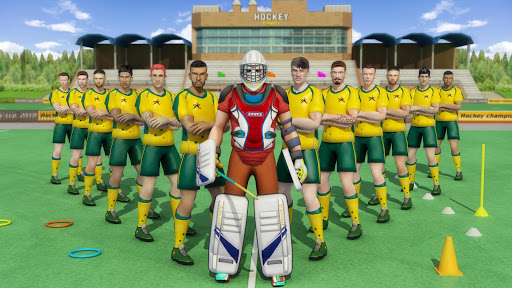 Field Hockey Cup 2021: Play Free Hockey Games apkpoly screenshots 4