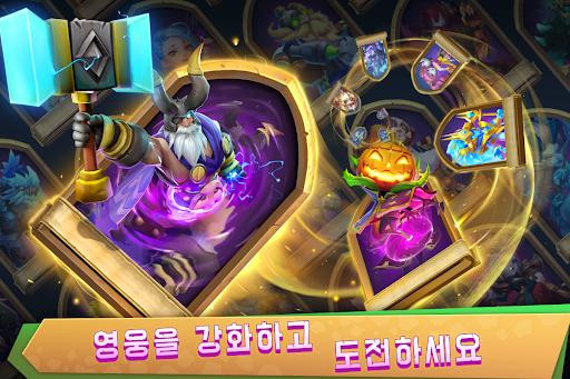 Castle Clash: uae38ub4dc ub85cuc584 1.8.1 screenshots 1